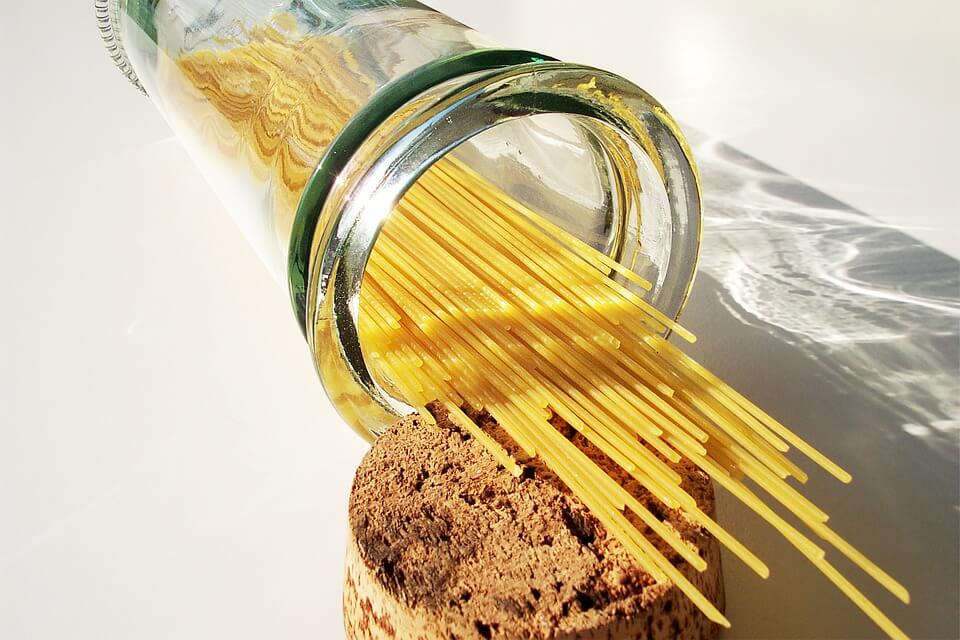vegetarische Rezepte zum abnehmen Spaghetti
