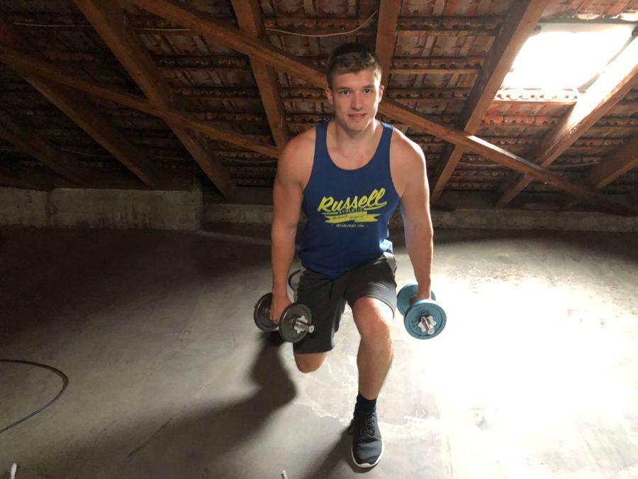 Übungen zum abnehmen ausfallschritte