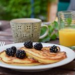 Low Carb Pancake Rezept
