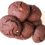chocolate chip cookie mit eiweiss