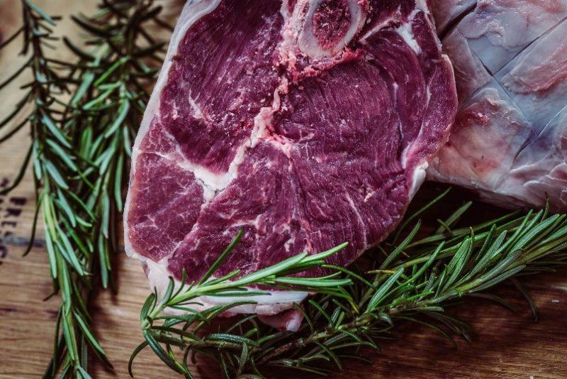 Bauchfett verlieren mit Fleisch
