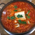 Rezept mit roten Linsen Gemüseeintopf
